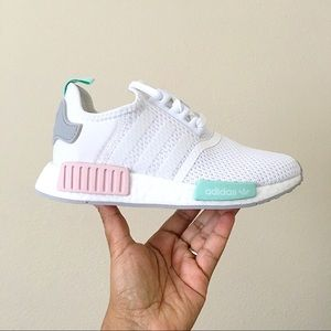 RARE Adidas NMD R1 Pastel Limited Edition Sneakers